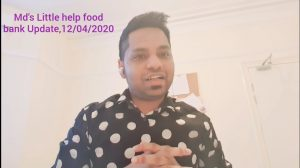 Read more about the article Md's Little help Food Bank Update Week 2 (12/04/2020) #Covid19 Food Bank