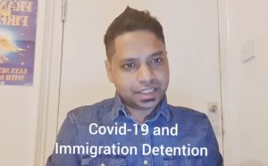 COVID-19 and IMMIGRATION DETENTION By MD
