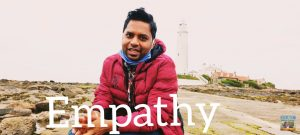 "Day 4 ""#Empathy"" #RefugeeWeekUK2020  by Md"