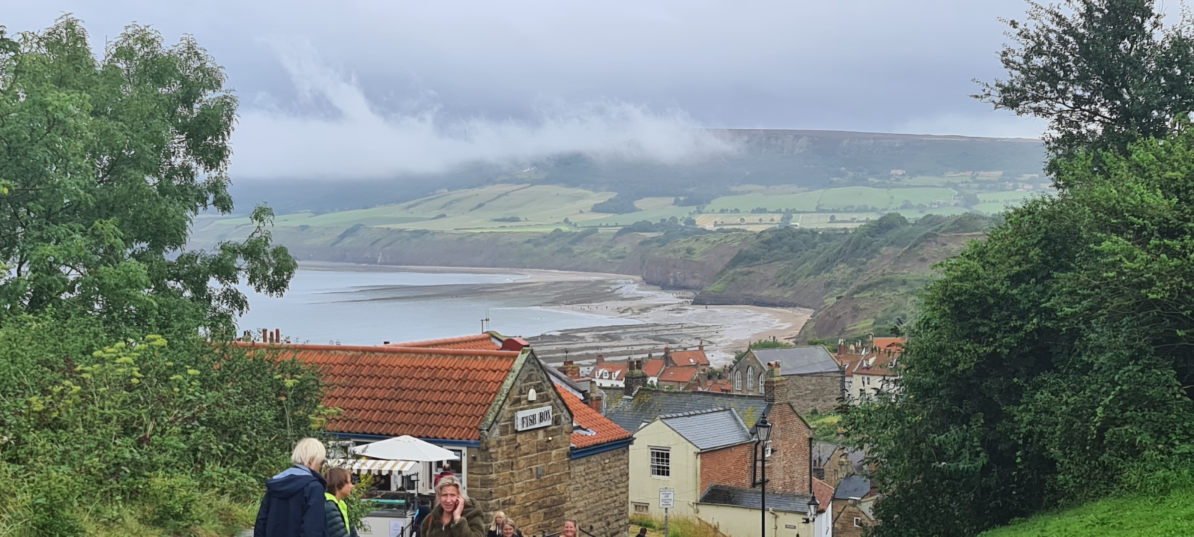 "Newcastle to Robin Hood's Bay by Local bus!? ""Travel With MD"".           #MdsTravelBlog"