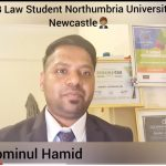"Elected as A Delegate in the ""National Student Union Conference 2021"" FROM Northumbria University"