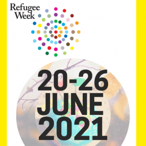Read more about the article Refugee Week, Reality & Trauma Card- By MD