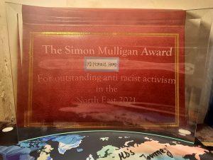 04 Simon Mulligan Anti racist Award