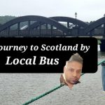 Newcastle to Scotland by Local Bus? Polar Bites( Kirkcudbright)- Mds Biggest Journey😊❤️🚴🏼♂️👇🏻